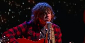ryan adams oh my sweet carolina stephen colbert