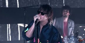 the strokes on jimmy kimmel