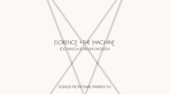 florence and the machine too much is never enough