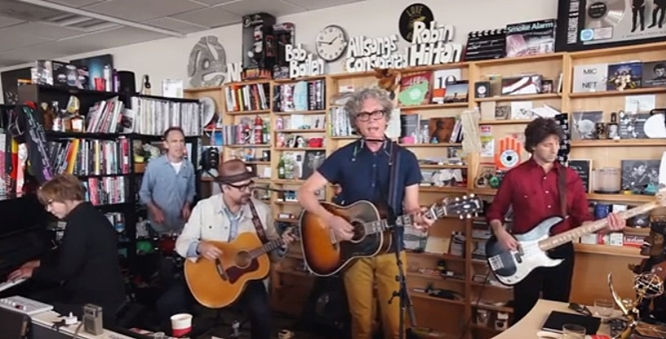 the jayhawks tiny desk concert