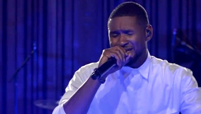 usher don't let me down bbc radio one