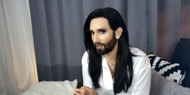 conchita-rock-hard-2-me-sitting-there