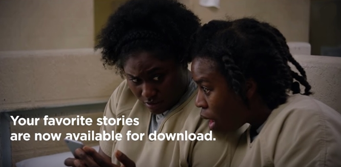 Yes, You Can Download Netflix Shows To Watch Offline — Going