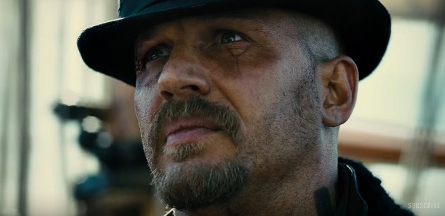 Watch BBC One Miniseries 'Taboo' Trailer -- The Tom Hardy Written and Acted in Series Looks Epic (Video)