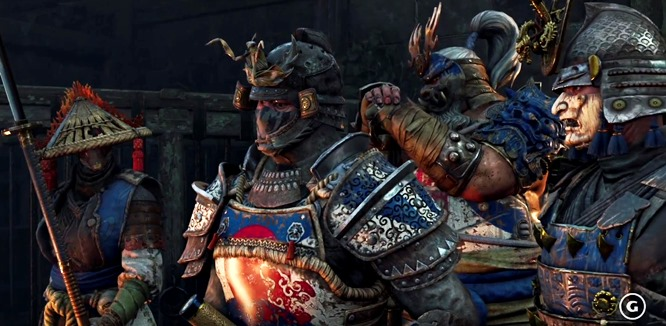 Watch First 'For Honor' Samurai Campaign Mission — Stunning