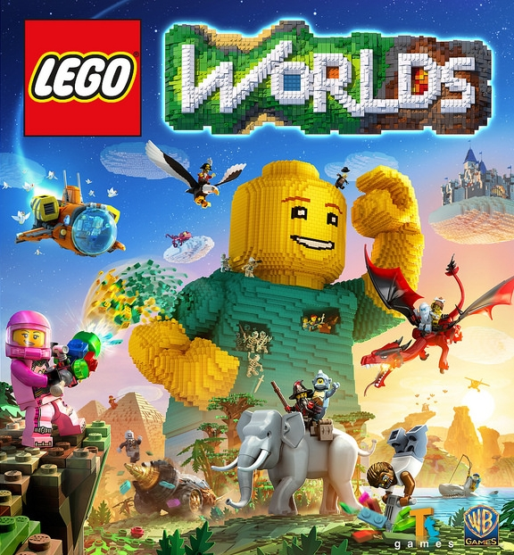 Is Lego Worlds Worth Buying? It's Cheap, But Reviews are Mixed and It's Definitely Not Minecraft (Video)