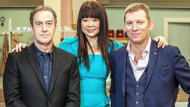 Bake Off Creme de la Creme hosts