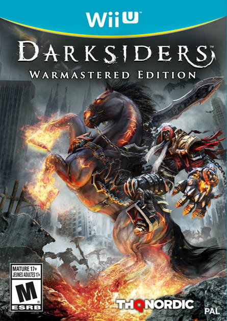 Darksiders Warmastered Edition releases on May 23