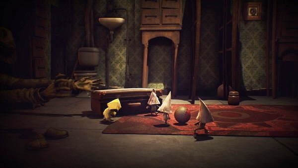 Pre-purchase Little Nightmares from GOG