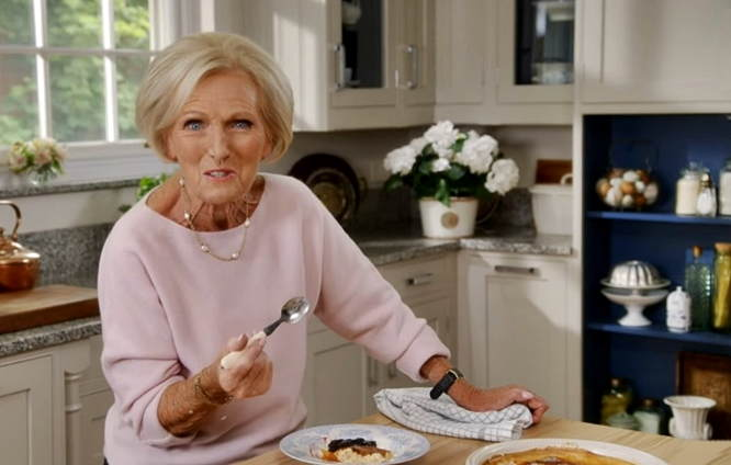 How to make Mary Berry's Classic Rice Pudding -- it's so easy (video)