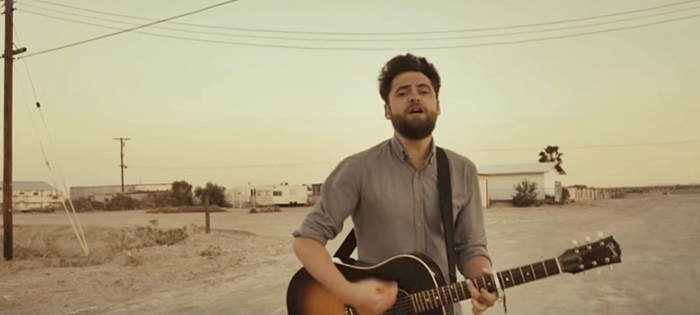 Passenger's YouTube video for 'Hotel California' is desolate and sad