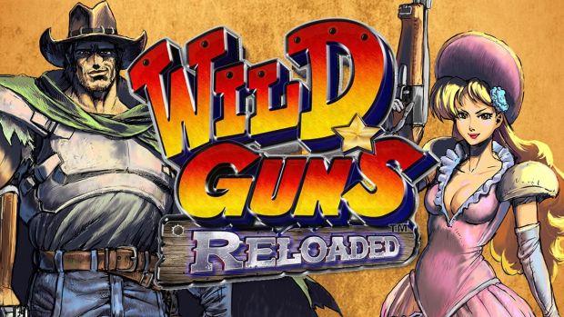 Wild Guns Reloaded on PC