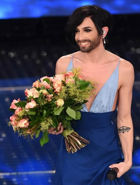 100 best things Conchita has done from 2014 to 2017 (#10-6)