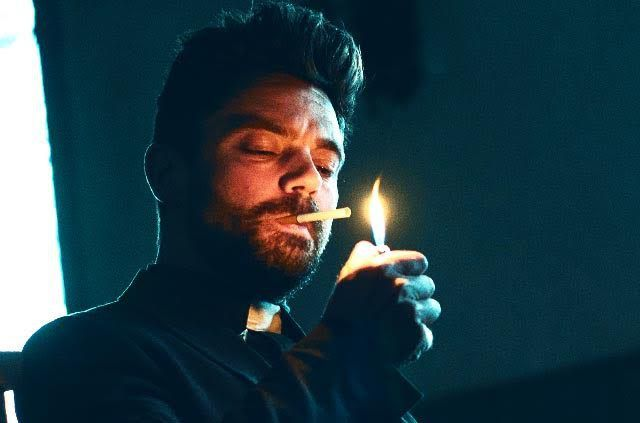 Amon Tobin's 'Displaced' featured on 'Preacher' in all its electronic glory