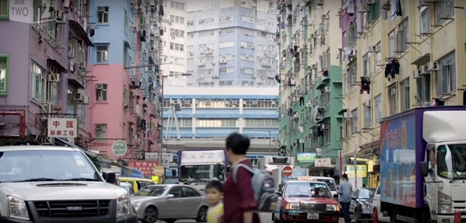 Watch Bbc Two S World Busiest Cities To See How Tiny Hong Kong Apartments Are
