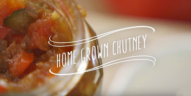 How to Make Mary Berry's Home Grown Chutney, it's easy and delicious