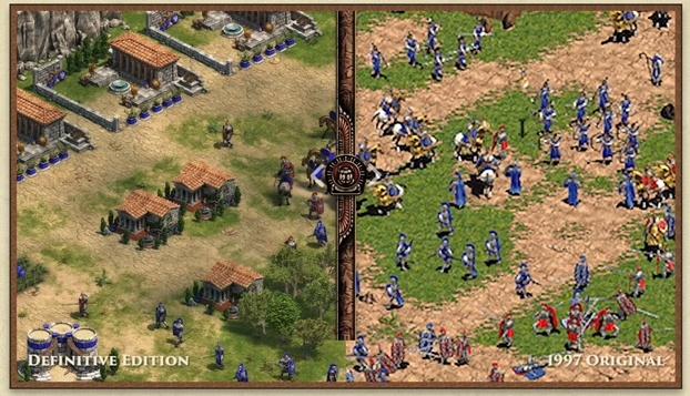 Grab Age of Empires: Definitive Edition tomorrow, practice for multiplayer  beta opening up January 29th