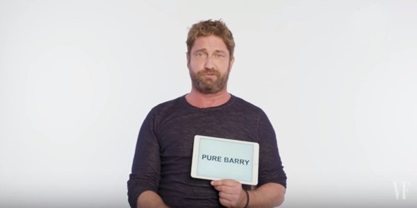 Gerard Butler's Scottish slang lesson is hilarious but probably won't help you much in Scotland