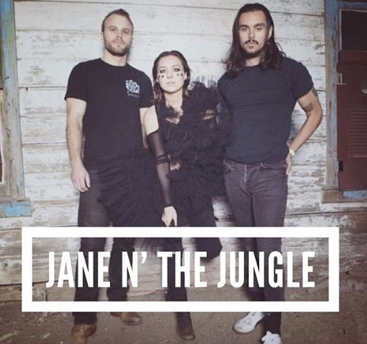 Phoenix-based Jane N' The Jungle has a powerhouse singer and a cool alt-rock sound