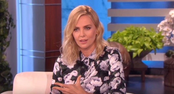 Did Charlize Theron wear a fat suit for 'Tully' or did she gain weight?