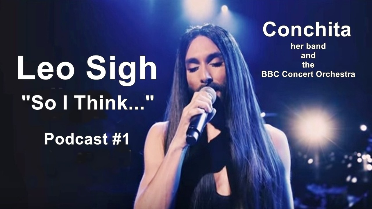 Conchita's BBC Concert Orchestra performance is the best thing she has ever done (Video)