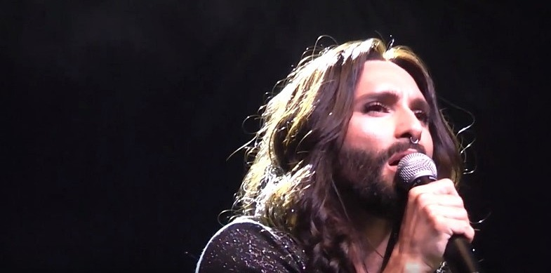 Conchita's best ever song? It's my Repeat Rotation Video today and it's stunning