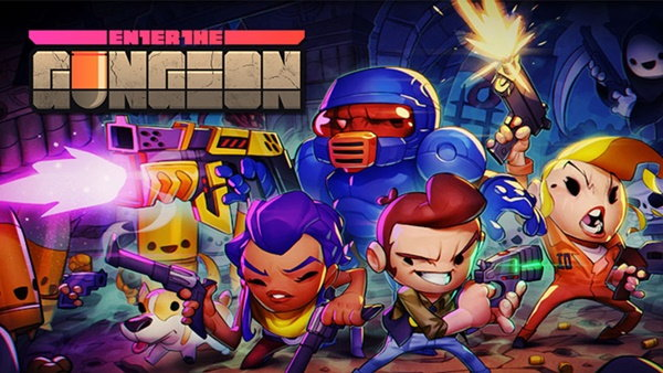 Enter The Gungeon's 'Advanced Gungeons and Draguns' expansion adds tons of new content