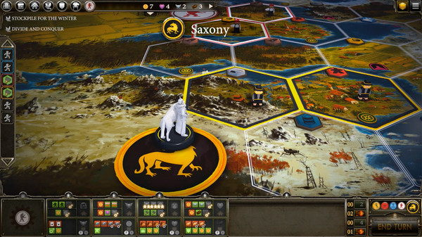 Scythe: Digital Edition, a faithful adaptation of the popular board game now available on Steam