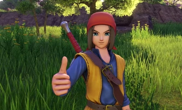 Square Enix says Dragon Quest XI comes with free Dragon Quest VIII Trodain costume