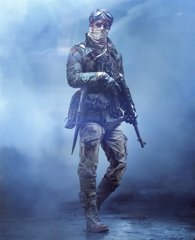 Battlefield V Firestorm Pre-Order Bonus: Firestorm Ranger Set, 5 weapons and special assignment