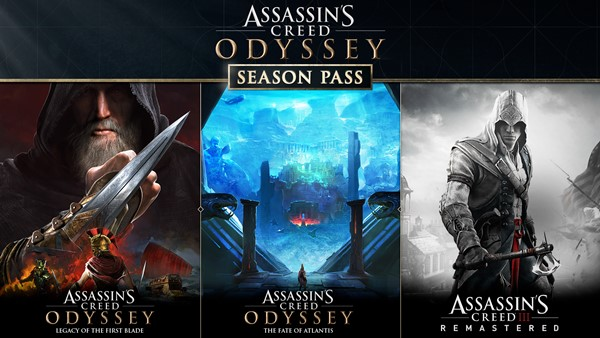 What Does Assassin S Creed Odyssey Season Pass Content Include