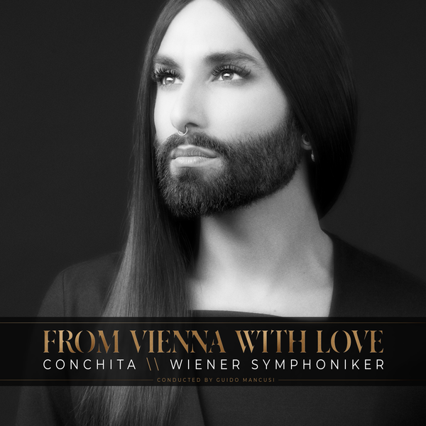 Review: Conchita's From Vienna With Love with Wiener Symphoniker is a thing of beauty
