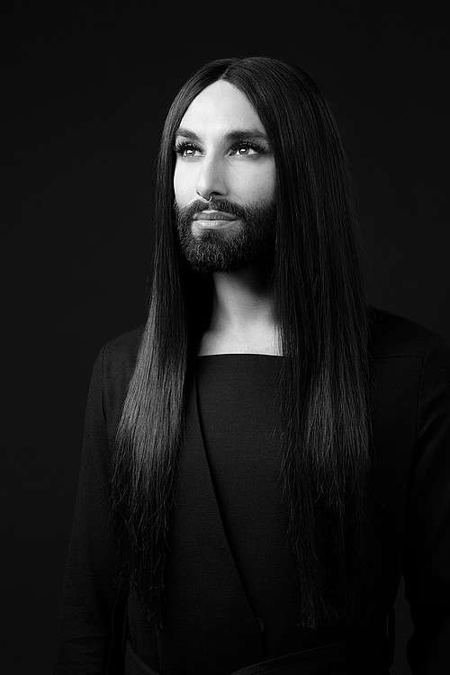 3 days to Conchita's 'From Vienna with Love' album release with the Vienna Symphony Orchestra