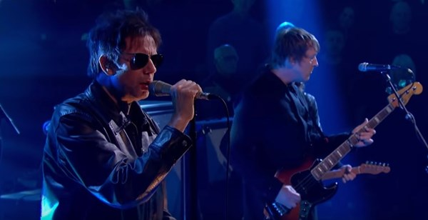 Watch Echo and the Bunnymen rock 'Bring on the Dancing Horses' and 'The Somnambulist' on Later...with Jools Holland