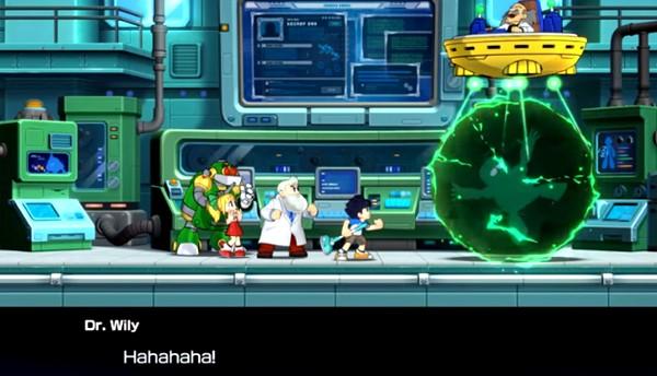Mega Man 11 walkthrough