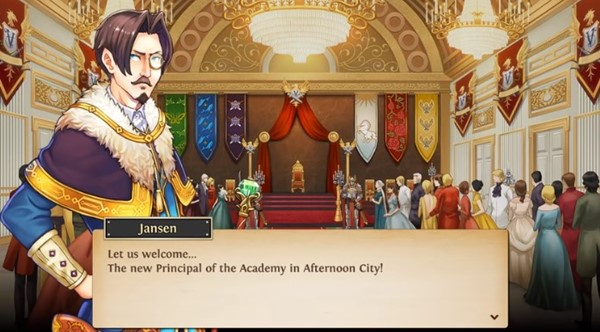 This Valthirian Arc Hero School Story walkthrough could be useful in a very challenging game