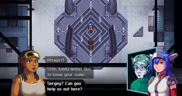 This CrossCode walkthrough is huge and very fun to watch (videos)