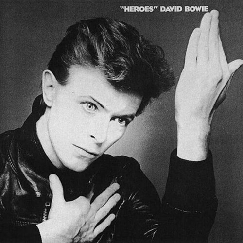 Listen to David Bowie's 'Heroes'