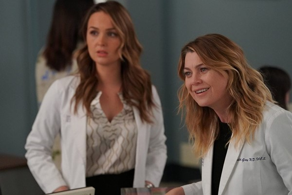 Listen to Lauren Daigle's 'Rescue' from Grey's Anatomy, Season 15, Episode 7