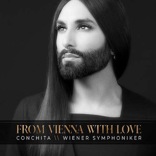 YOU Can Help Get Conchita's 'From Vienna With Love' to Platinum Certification