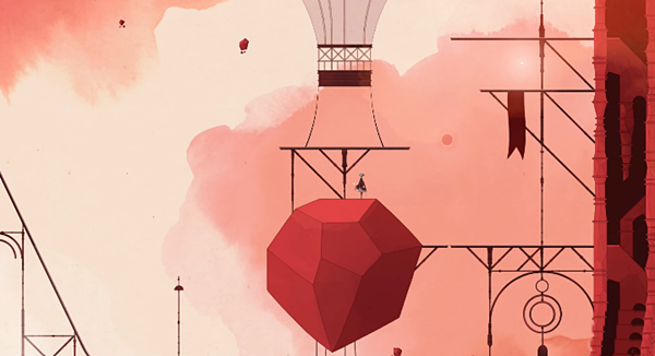 This Gris walkthrough shows off this stunningly beautiful game in all its glory