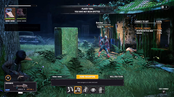 Mutant Year Zero: Road to Eden walkthrough in very hard mode shows how to beat the game