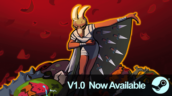 Steam graphic for Slay the Spire release