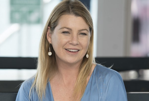 Meredith in Grey's Anatomy 2019