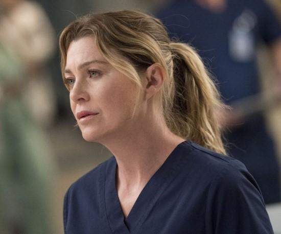 Meredith from Grey's Anatomy screenshot