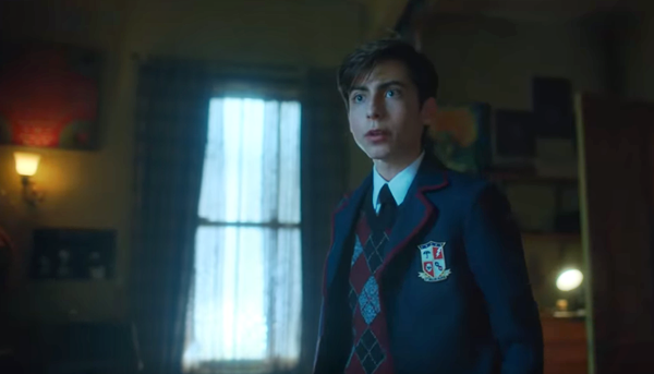 Listen to They Might Be Giants' 'Istanbul' from The Umbrella Academy's doughnut shop fight scene