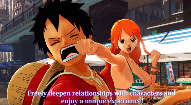 One Piece: World Seeker's karma system is all about relationships