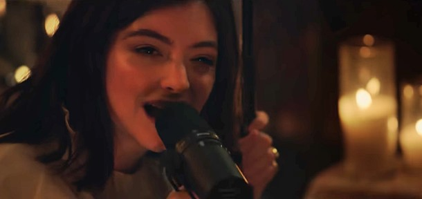 Listen to Lorde's 'Supercut' from Someone Great and watch this stripped down live performance