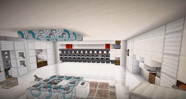 Minecraft survival bunker