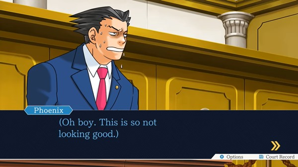 This Phoenix Wright: Ace Attorney Trilogy walkthrough is entertaining and fun